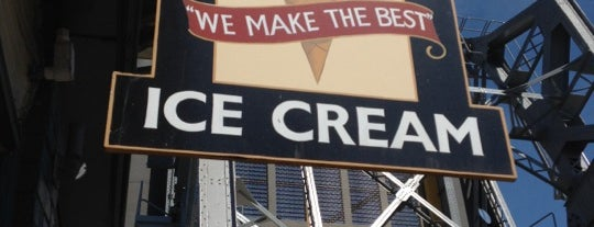 Mystic Drawbridge Ice Cream is one of Take a Trip to Mystic, CT..