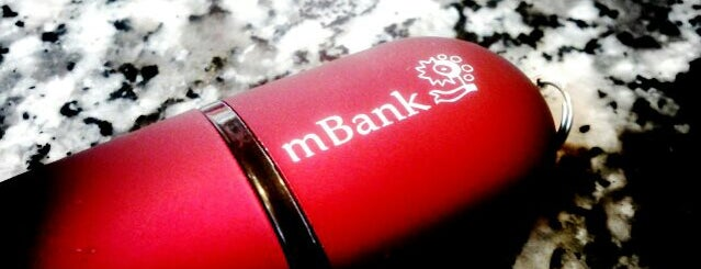mBank is one of mKiosky mBank.