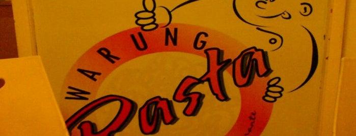 Warung Pasta is one of Bandung Tourism: Parijs Van Java.