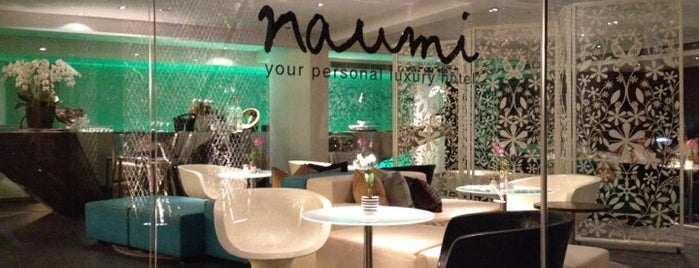 Naumi Hotel is one of Bar.