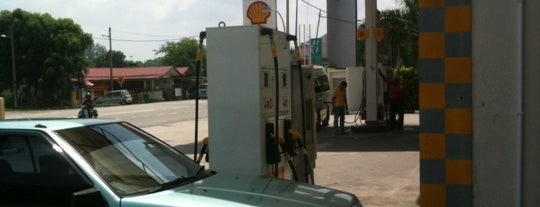 Shell Station is one of Fuel/Gas Station,MY #11.