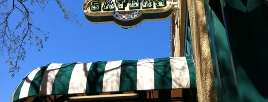 Gator's Dallas is one of Central Dallas Lunch, Dinner & Libations.