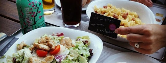 Vapiano is one of Must-visit Restaurants in Stuttgart.