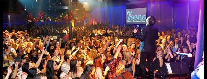 7 Seas Bar is one of Best Limassol Bars.