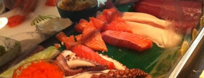 Haru Sushi is one of Joinville.