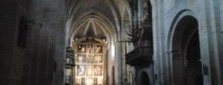Monasterio de Fitero is one of Lugares interesantes en Tudela y Ribera.