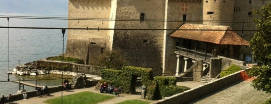 Château de Chillon is one of Geneva & Lake Leman.