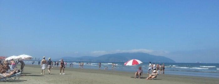 Praia da Pompeia is one of Praias da Baixada Santista.