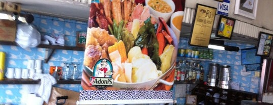 Bar Adonis is one of Rio's Best Bars & Eateries.