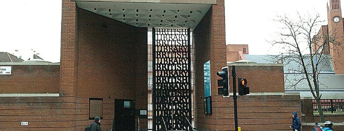 British Library is one of istiyorumgidicem!!.
