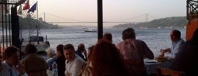 Kandilli Suna'nın Yeri is one of Anadolu Yakası Restoranları.