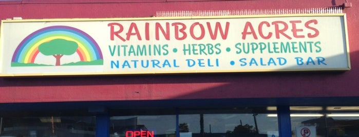 Rainbow Acres is one of The 15 Best Places for Paleo Food in Los Angeles.