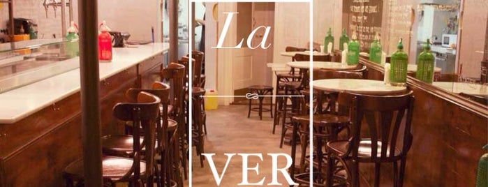 La Vermu is one of In&Out Barcelona venues.