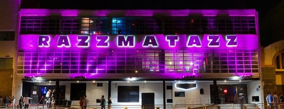 Razzmatazz is one of In&Out Barcelona venues.