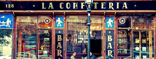 La Confitería is one of Bars & Restaurants, II.