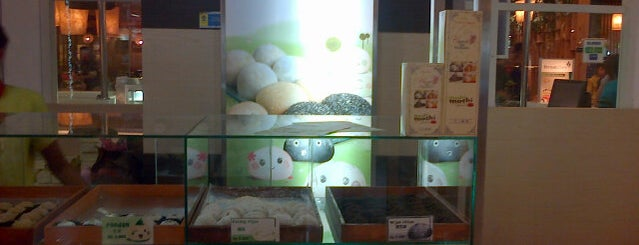 Mochi mochi is one of Cemal Cemil Resto.