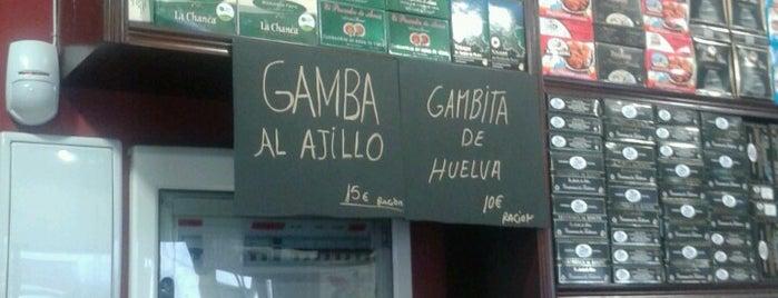 La Parroquia de Pablo is one of Madrid: de Tapas, Tabernas y +.