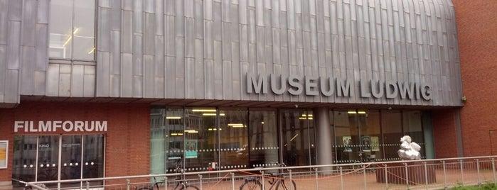 Museum Ludwig is one of Keulen.