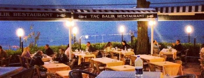 Taç Balık is one of Istanbul 2.
