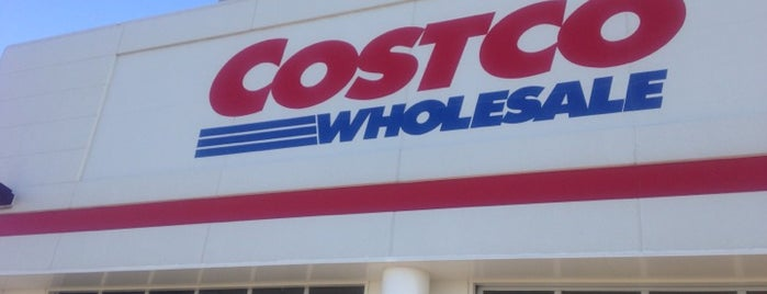 Costco is one of 立ち寄り先.