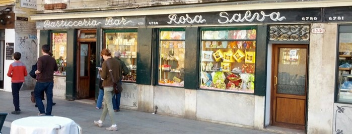 Rosa Salva is one of Venezia.