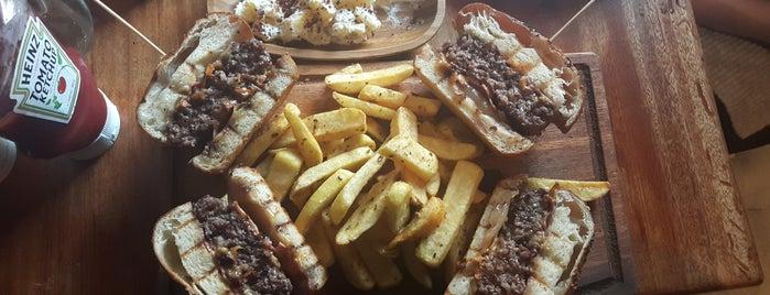 Cezzar Steakhouse is one of Yeme - İçme.