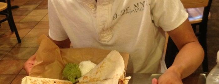Qdoba Mexican Grill is one of Virginia/Washington D.C..