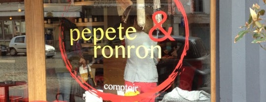 Pepete & Ronron Lepage is one of Les bars de Steph G..