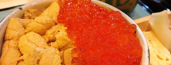 Sushi Kuni is one of lieu a Tokyo 2.