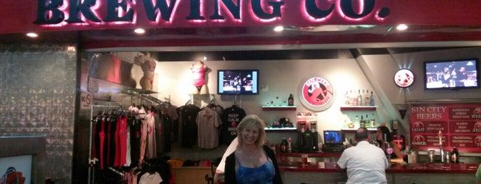 Sin City Brewing Co. is one of Las Vegas's Best Beer - 2013.