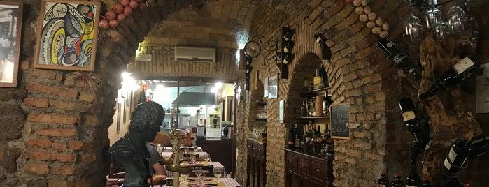 Osteria da Checco ar 65 is one of 주변장소5.