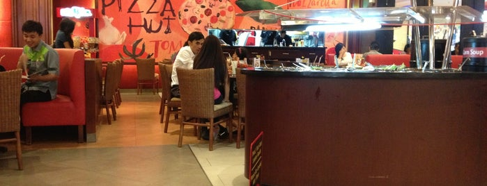 Pizza Hut is one of Fast Food Restaurant.