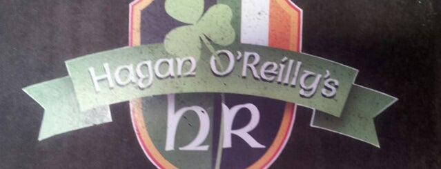 Hagan O'Reilly Irish Pub is one of Drink.