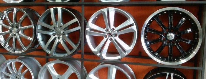 VAGABOND'S  rodas e pneus is one of Guide to sao paulo's best spots.
