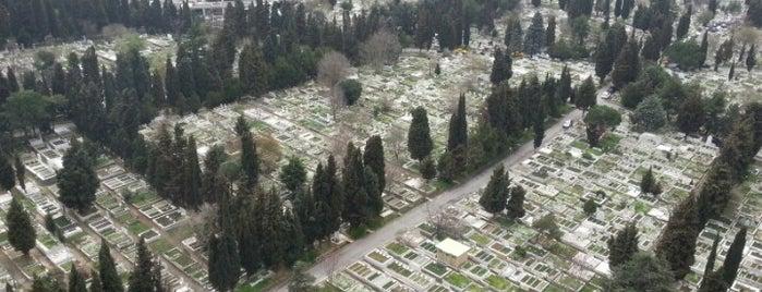Zincirlikuyu Mezarlığı is one of Istanbul.
