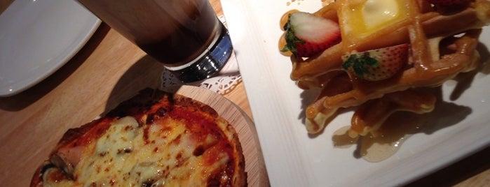 Maco Vintage is one of Johor/JB :Cafe connoisseurs Must Visit.