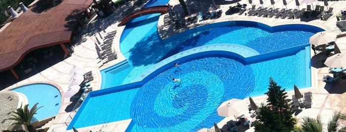Cornelia De Luxe Resort is one of Н.