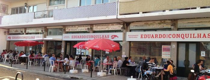 Eduardo das Conquilhas is one of Aqui Há Frescas — Centro/Sul.