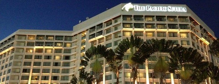 The Pacific Sutera Hotel is one of Getaway   Hotel.