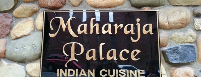 Maharaja Palace is one of New NYC Finds.