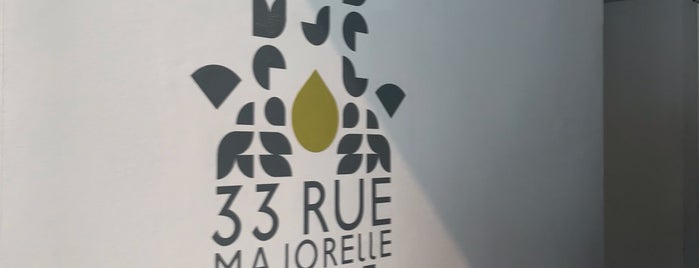 33 Rue Majorelle is one of Marrakesh.