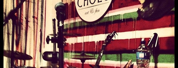 Cholo Art and Fun is one of Noches barranco.