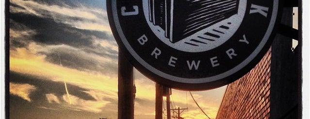 Cinder Block Brewery is one of Brewery Bucket List.