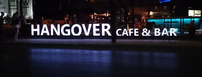 Hangover Cafe & Bar is one of Kıbrıs.