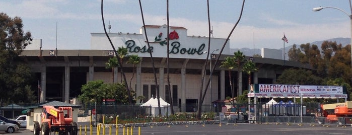Rose Bowl Stadium is one of Cool things to see and do in Los Angeles.