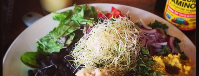 TAO Natural Foods is one of Gluten-Free Dining Options.