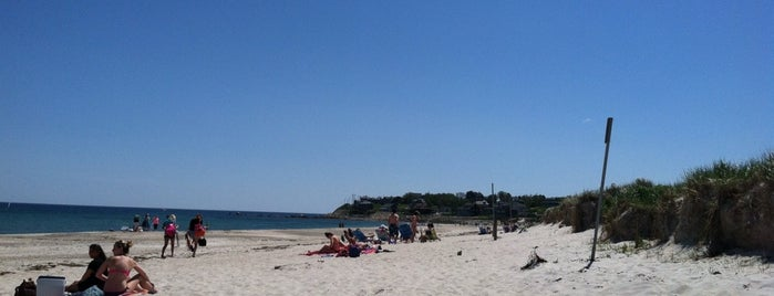 White Horse Beach is one of ** my list **.