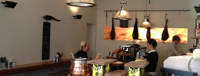 Fernandez & Wells is one of 100+ Independent London Coffee Shops.