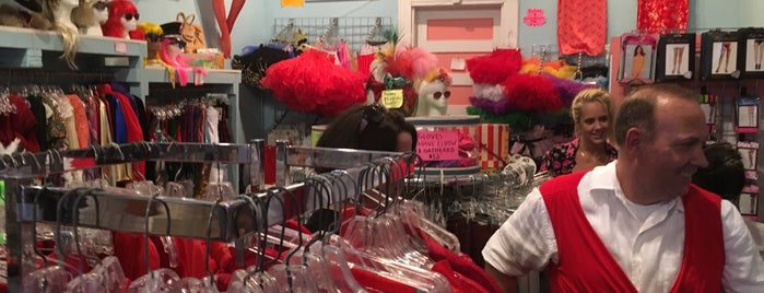 Miss Claudia's Vintage Clothing & Costumes is one of New Orleans.