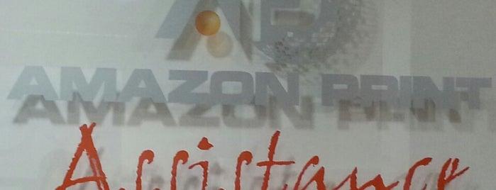 Amazon Print - Centro is one of lista.